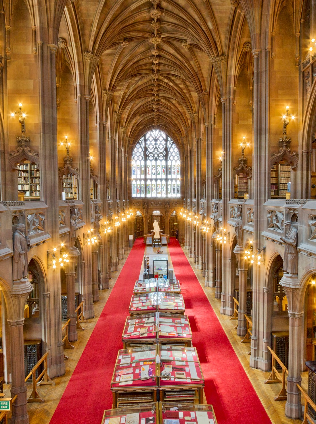 The John Rylands University Library